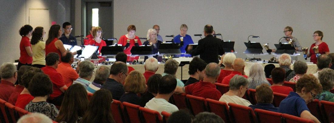 Advanced Handbells 1 - Directed by Rick Holdsworth